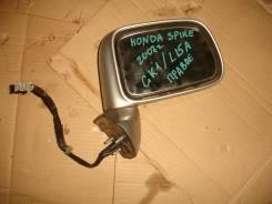 Зеркало заднего вида боковое. Honda Mobilio Spike, GK1 Двигатель L15A