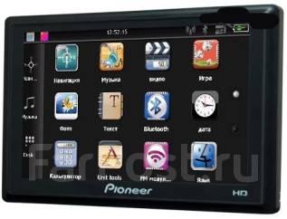 """GPS ��������� Pioneer 7"""" � ��������� ������ ������"""