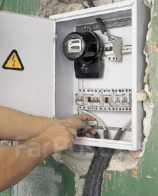 Замена счетчика электроэнергии в квартире своими руками