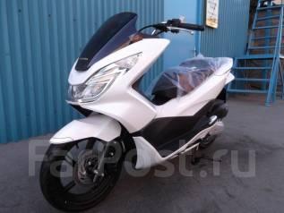 Honda PCX 125. ��������, ���� ���, ��� �������