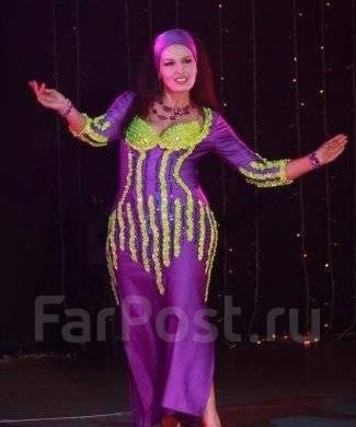Костюм для восточного танца шааби - Основная одежда в Хабаровске