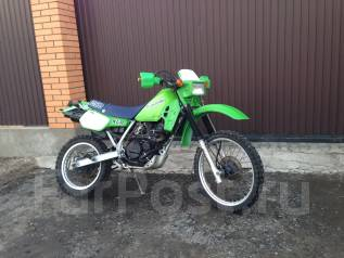 Kawasaki KLR. ��������, ���� ���, ��� �������