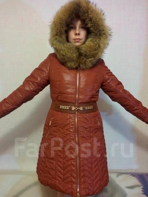 Российский размер: 44; вид одежды: пуховик; сезон: зима; производитель: tafika; длина: средняя