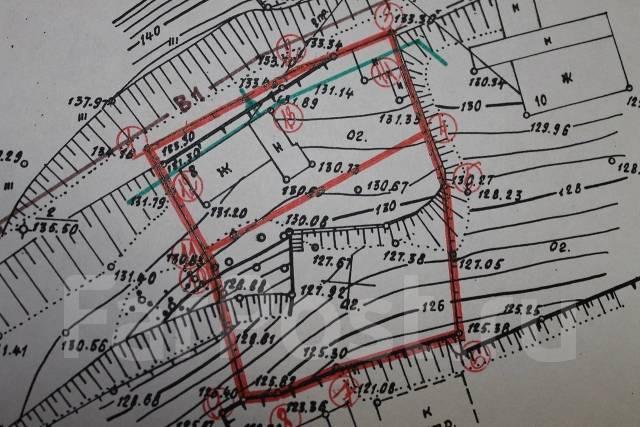 Земельный участок на Проспекте Красоты. 661 кв.м., собственность, электричество. Схема участка