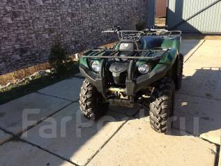 Yamaha Grizzly 450. ��������, ���� ���, ��� �������