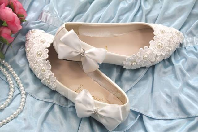 Свадебные балетки - Большая свадьба