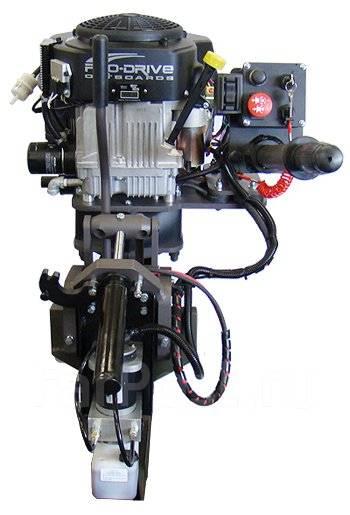 Лодочные моторы для мелководья