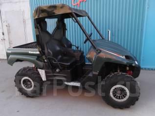 Kawasaki Teryx 750. ��������, ���� ���, � ��������