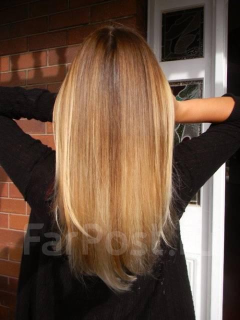 Как сделать волосы на 2 тона светлее