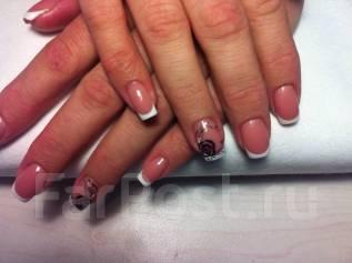После наращивания ногтей отслаиваются ногти