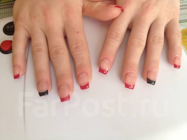 Ногти без наращивания