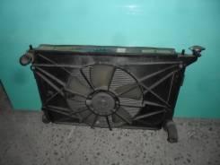 Радиатор охлаждения двигателя. Toyota Wish, ZNE10 Двигатель 1ZZFE