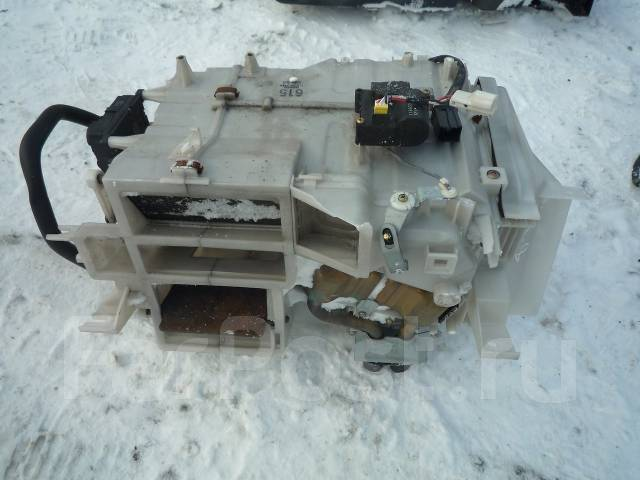 Печка. Mitsubishi Delica Space Gear, PD4W, PC4W, PB4W, PA4W Двигатель 4G64
