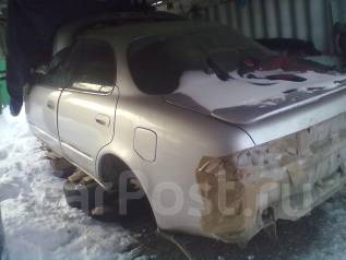 ������ ����-�������. Toyota Corolla Ceres, AE101 ��������� 4AFE