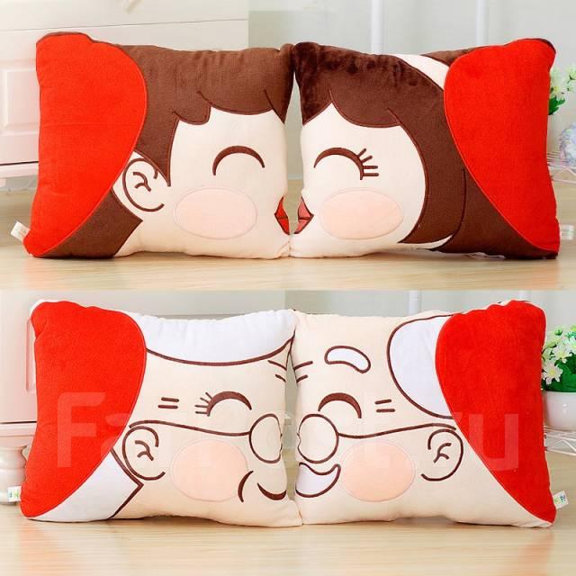 Парные подушки
