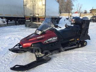 BRP Ski-Doo Expedition. ��������, ���� ���, � ��������