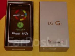 LG G3 D855. Новый