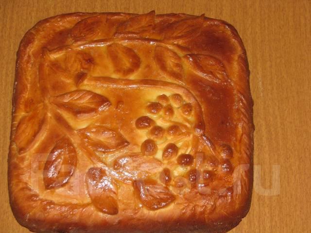Тесто для закрытого пирога с