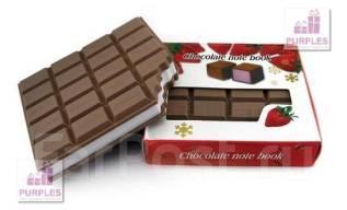 """Блокнот """"Шоколадка"""""""