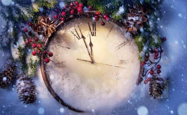 """Новый год на базе отдыха """"Энергетик""""!"""