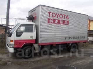 Toyota ToyoAce. Toyota Toyoace 1996�. �. 3 �����, 23 ����, 4 100 ���. ��., 3 000 ��.