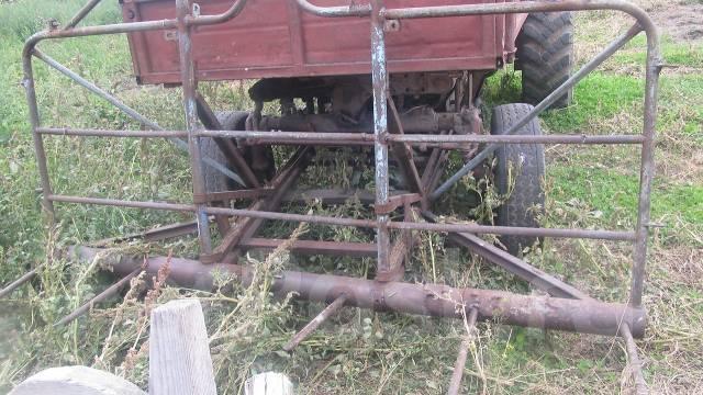 Продаю трактор т- 16м с косилкой, грабли. - ХТЗ Т-16, 1975 ...