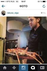 Шеф-повар. от 80 000 руб. в месяц