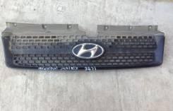 Решетка радиатора. Hyundai Matrix