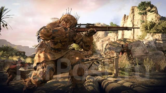 Game 1 ru флеш игра Снайпер 3 - Апокалипсис онлайн