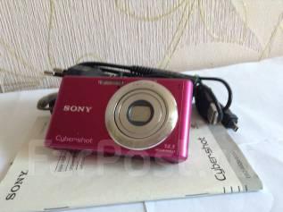 Sony Cyber-shot DSC-W550. 10 - 14.9 Мп, зум: 4х