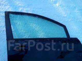 Стекло боковое. Nissan Tiida, C11