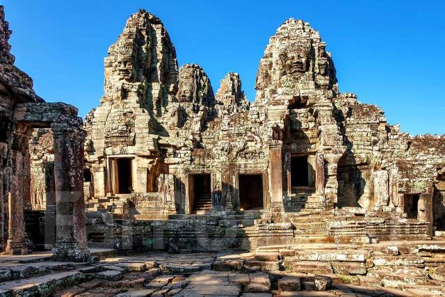 Камбоджа. Пномпень. Пляжный отдых. Камбоджа: Пномпень + Сиануквиль. Лучшие программы. Пляжный отдых