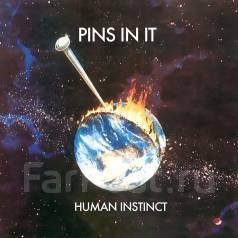 "CD Human Instinct ""Pins in it"" 1971 England"