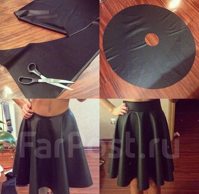 Как сшить оригинальную юбку своими руками 54