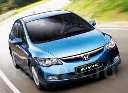 Honda Civic. 4D 2008