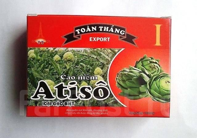 Beauty Things / артишок чай из вьетнама