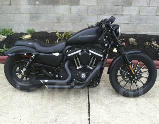 Harley-Davidson Sportster Iron 883. ��������, ���� ���, ��� �������