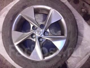 �������� ����� ������ �� ������ ������ Toyota Corolla/Aurisr16 5X114.3. x16 114.30x5