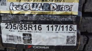 Yokohama Ice Guard. 205/85R16LT 12P.R., ������, ��� ������, 2014 ���, 4 ��