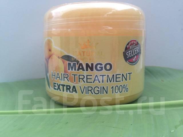 Манго маска для волос из тайланда 350 ml - косметика во владивостоке.