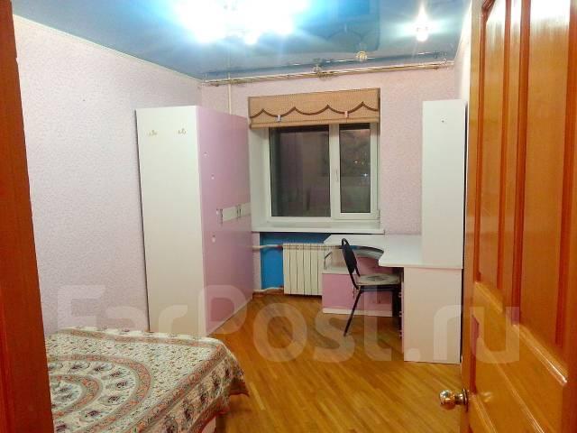 3-комнатная, улица Большая 7. Железнодорожный, 72 кв.м. Вторая фотография комнаты
