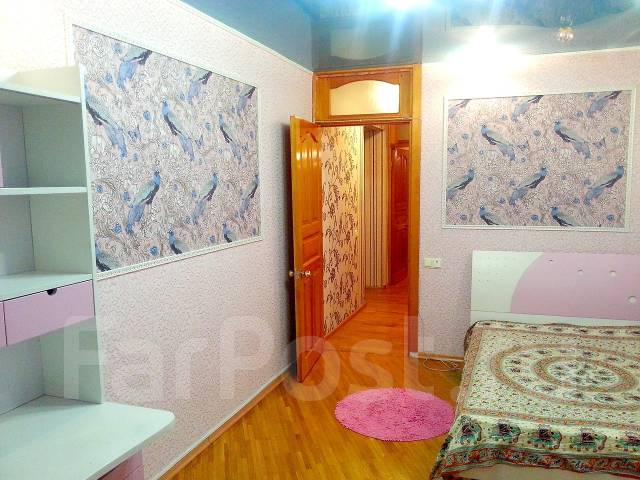 3-комнатная, улица Большая 7. Железнодорожный, 72 кв.м.
