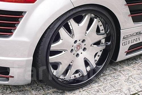 Размер колес на Mercedes W164 ML Размеры шин и дисков