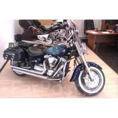 Yamaha RoadStar 1700. ��������, ���� ���, � ��������