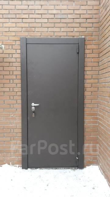 металлическая дверь производство измайлово