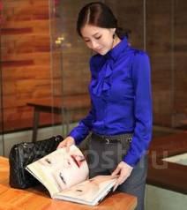 Элегантная блузка из шлка 28