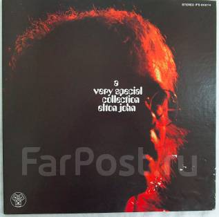 "Винил Elton John ""A very special collection"" 1971 Japan"