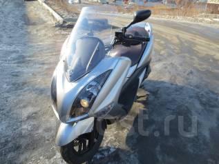 Yamaha Majesty 250. ��������, ���� ���, ��� �������