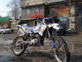 Yamaha YZ 125. ��������, ���� ���, ��� �������