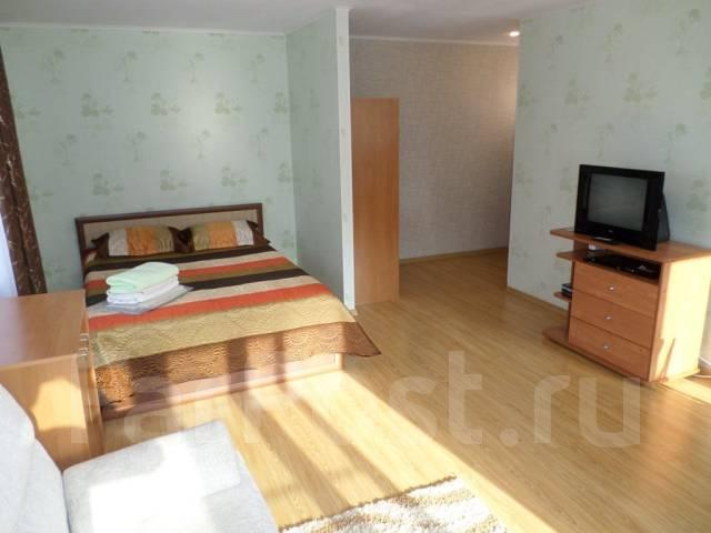 1-комнатная, Нагишкина 11. Центральный, 40 кв.м.
